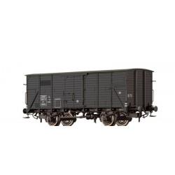 Wagon couvert Kf2 SNCF Ep III HO Brawa 49726 - Maketis