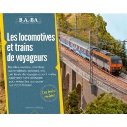 Les locomotives et trains de voyageurs Tome 11 - Maketis