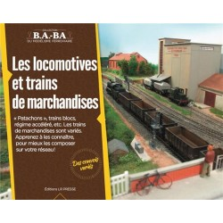 Les locomotives et trains de marchandises Tom 12 - Maketis