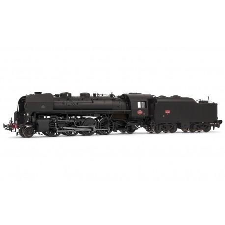 Locomotive à vapeur 141 R 463 charbon SNCF Ep III Digital son HO Jouef HJ2351S - Maketis