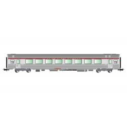 Voiture Mistral 69 SNCF livrée TEE A8u de 1 ère classe Ep IV HO Jouef HJ4124 - Maketis