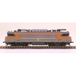 Locomotive BB 22378 gris béton Villeneuve Ep V Digital son HO LS Models 10439S