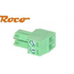 Connecteur pour sortie voie Z21 - Roco 96321 - Maketis