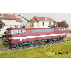 Locomotive électrique BB 9278 Capitole Ep III Digital Son HO Roco 73397 - Maketis