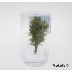 Arbre multi-troncs 8 à 10 cm automne 1 flocage très fin Polak 9516- Maketis