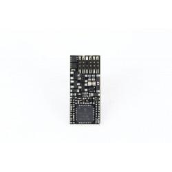 Décodeur Zimo MX600 DCC 4 fonctions avec interface Plux12 MX600P12- Maketis