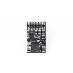 Décodeur Zimo MX635 DCC 10 fonctions avec interface Plux16 MX635P16- Maketis