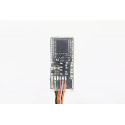 Décodeur Zimo MX600 DCC 4 fonctions 6 broches NEM651 MX600F