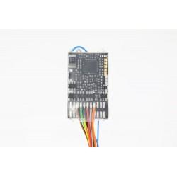 Décodeur Zimo MX635 DCC 10 fonctions 8 broches NEM652 MX635R