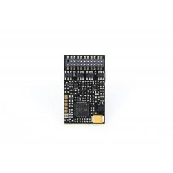 Décodeur Zimo MX636 DCC 10 fonctions avec interface Plux21MTC MX636D