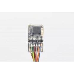 Décodeur Zimo MX630 DCC 6 fonctions 8 broches NEM652 MX630R