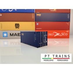 Container 20´DV SEACO (SEGU2960355) HO PT TRAINS 820006- Maketis