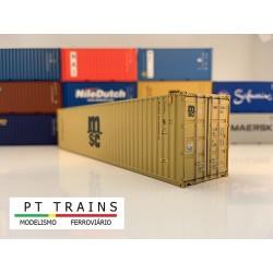 Container 40´ HC MSC (MEDU8748542) HO PT TRAINS 840001- Maketis