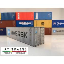 Container 40´ HC MAERSK (MRKU2911782) HO PT TRAINS 840003- Maketis