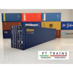 Container 40´ HC SEACO (SEGU6478280) HO PT TRAINS 840006- Maketis