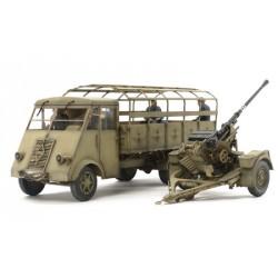 Camion AHN 3,5 T et Flak 37 1/35 Tamiya TA32410
