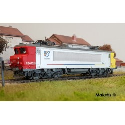 Locomotive BB 7200 Bourgogne TER Ep V-VI Digital Son HO LS Models 10206S