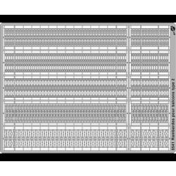 Rambardes de balcons type 2 [HO]
