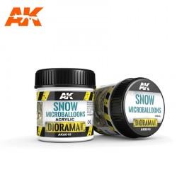 Microbilles de neige - 100ml AK Interactive AK-8010