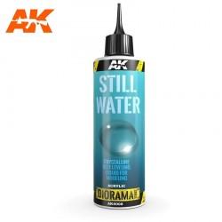 Eaux Plates - 250ml (Acrylique) AK Interactive AK-8008