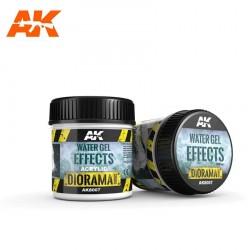 Eaux Effets d'eau en Gel - 100ml (Acrylique) AK Interactive AK-8007
