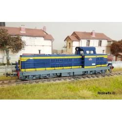 Locomotive Diesel BB66028 SNCF Ep IV Analogique HO PIKO 96211