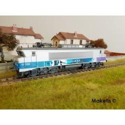 Locomotive BB 7206 En Voyage Bordeaux Ep VI Digital son HO LS Models 10453S - Maketis