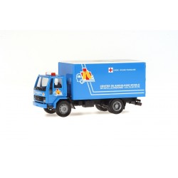 Ford Cargo Croix Rouge HO Rietze 60619
