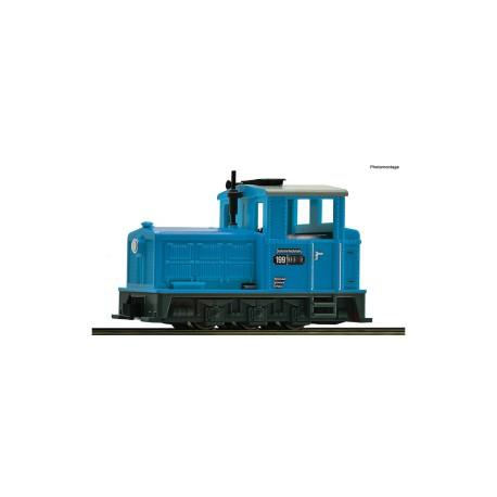 Locomotive diesel série 199, DR pour voie étroite HOe Roco 33204