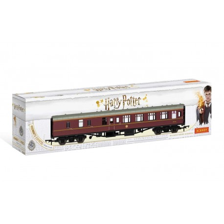 Voiture fourgon Poudlard Express Harry Potter OO HORNBY R4935A