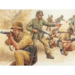 Africakorps 1/72 ITALERI 6076
