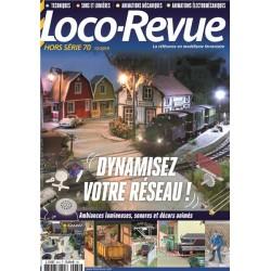 Dynamisez votre réseau Loco-revue HSLR70 - Maketis