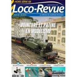 Peinture et patine en modélisme Loco-Revue HSLR68