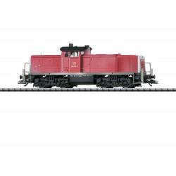 Locomotive diesel BR290 DB AG EP V Digital son HO Trix 22902