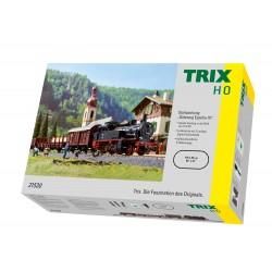 offret analogique Train de Marchandises Ep III Trix 21530 - Maketis