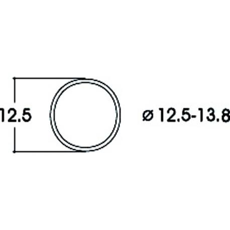 Bandages d'adhérence CC 12,5-13,8 mm Roco HO 40066 - Maketis