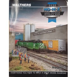Catalogue WALTHERS 2020 HO-N-Z 913-220 - Maketis