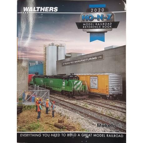 Catalogue WALTHERS 2020 HO-N-Z 913-220 - Maketis