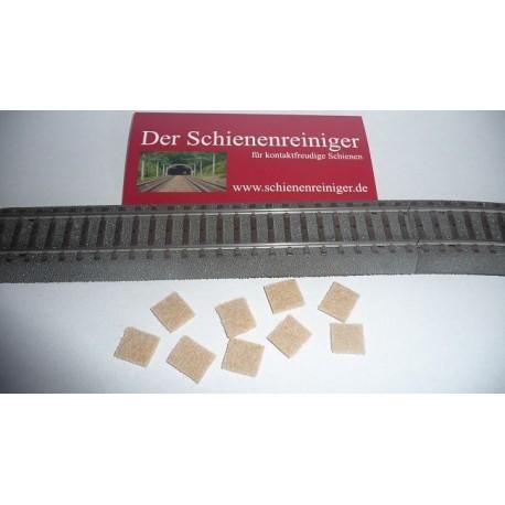 Patin adaptateur pour voie Marklin (Système ne nettoyage Schienenreiniger)