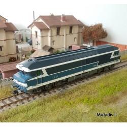 Locomotive diesel CC 72000 Ep IV Digital Son HO Roco 73005 - Maketis
