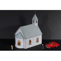 Chapel HO Régions et Compagnies QUA022 - Maketis
