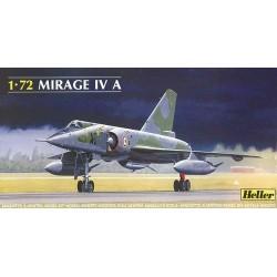 Dassault Mirage IV A 1/72 Heller 80351