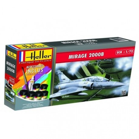 Mirage 2000 B 1/72 Heller 56322 - Maketis