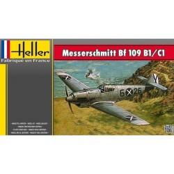 Messerschmitt BF 109/B1 C1 1/72 Heller 80236