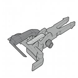 12 kits d'attelage à élongation wagon 2 essieux HO ROCO 40343