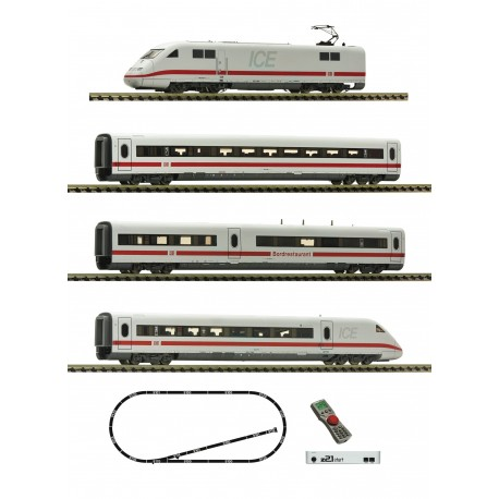 Coffret Digital Z21 Fleischmann N Train grande vitesse ICE 2 DB Ep VI 931884 - Maketis
