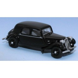 Citroën Traction 11A 1935 noire HO SAI 6160 - Maketis