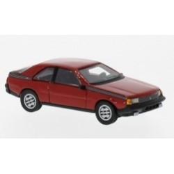 Renault FUEGO rouge HO BOS 224816 - Maketis