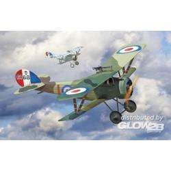 Avion biplan Nieuport 27 1/72 Roden 061 - Maketis