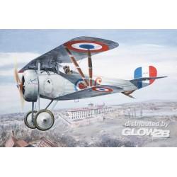 Avion biplan Nieuport 24bis 1/32 Roden 611 - Maketis